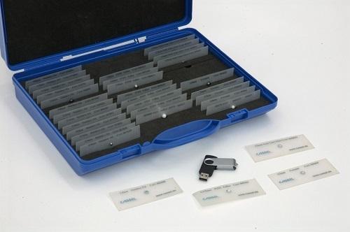 mẫu chuẩn cho máy dò tạp chất xray
